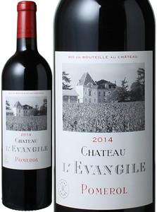 シャトー・レヴァンジル 2014 赤  Chateau L'Evangile  スピード出荷