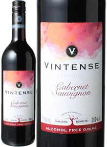 ヴィンテンス ノンアルコール カベルネ・ソーヴィニヨン NV ネオブル 赤  Vintense Non Alcohol Cabernet Sauvignon / Neobuglles  スピード出荷