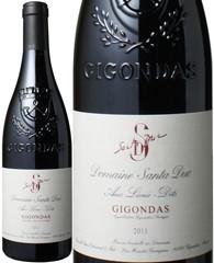 ジゴンダス オー・リュー・ディ 2011 ドメーヌ・サンタ・デュック 赤  Gigondas / Domaine Santa Duc  スピード出荷