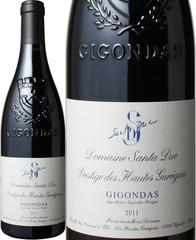 ジゴンダス プレスティージュ・デ・オート・ギャリーグ 2011 ドメーヌ・サンタ・デュック 赤  Gigondas Prestige des Hautes Garrigues / Domaine Santa Duc  スピード出荷