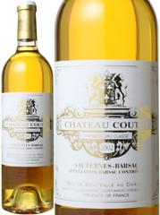 シャトー・クーテ 2002 白  Chateau Coutet 2002   スピード出荷