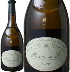 プイィ・フュメ バロン・ドゥ・エル 2002 ラドゥセット 白  Poully Fume Baron de L 2002 / Ladoucette  スピード出荷