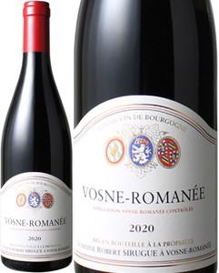 ヴォーヌ・ロマネ 2018 ロベール・シリュグ 赤  Vosne Romanee / Domaine Robert Sirugue  スピード出荷