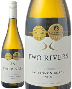ールボロ コンバージェンス ソーヴィニヨン・ブラン 2020 トゥーリヴァーズ 白※ヴィンテージが異なる場合がございます。 Marlborough Convergence Sauvignon Blanc/Two Rivers   スピード出荷