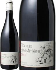 ブルグイユ ルージュ・ド・ミニエール 2011 シャトー・ド・ミニエール 赤  Bourgueil Rouge de Miniere / Chateau de Miniere   スピード出荷
