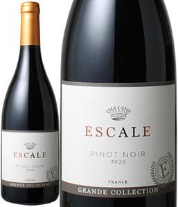 ピノ・ノワール 2017 エスカル 赤 Pinot Noir / Escale  スピード出荷