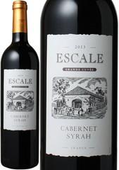 カベルネ・シラー 2015 エスカル 赤  Cabernet Syrah / Escale  スピード出荷