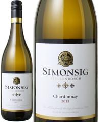 シモンシッヒ シャルドネ  2017 白 Simonsig Chardonnay  スピード出荷 ※ヴィンテージが異なる場合がございますのでご了承ください