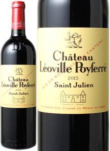 シャトー・レオヴィル・ポワフェレ 2011 赤  Chateau Leoville Poyferre 2011  スピード出荷