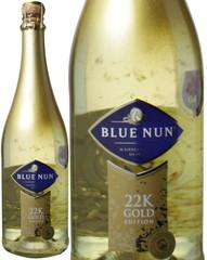 ブルーナン ゴールド・エディション 金箔入り NV 白  Blue Nun Gold Edition   スピード出荷