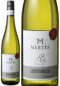 リープフラウミルヒ 2018 ペーター・メルテス 白 Peter Mertes Tradition Liebfraumilch / Peter Mertes   ※ヴィンテージが異なる場合があります。 スピード出荷