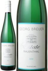 エステート ラウエンタール リースリング Q.b.A. 2014 ゲオルグ・ブロイヤー 白  Rauenthal / Georg Breuer  スピード出荷