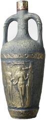 クヴァレリ 陶器ボトル 2013 赤  Kvareli  スピード出荷