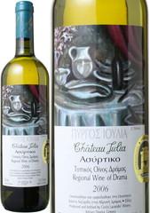 シャトー・ジュリア アシルティコ 2006 ドメーヌ・コスタ・ラザリディ 白  Chateau Julia Assyrtiko / Domaine Costa Lazaridi   スピード出荷