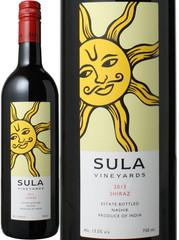 シラーズ [2018] スラ・ヴィンヤーズ <赤> <ワイン/インド>br>Shiraz Sula Vineyards   スピード出荷