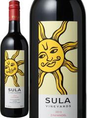 ジンファンデル [2018] スラ・ヴィンヤーズ <赤> <ワイン/インド>br>Red Zinfandel Sula Vineyards  スピード出荷