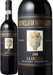ブルネッロ・ディ・モンタルチーノ 2013 レッチャイア 赤 Brunello Di Montalcino / Lecciaia   ※ヴィンテージが異なる場合がございます。 スピード出荷