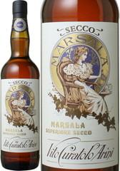 マルサラ・スーペリオーレ セッコ NV バーリョ・クラトロ・アリーニ 白  Marsala Superiore Secco NV / Baglio Curatolo Arini   スピード出荷