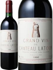 シャトー・ラトゥール 1992 赤  Chateau Latour 1992  スピード出荷