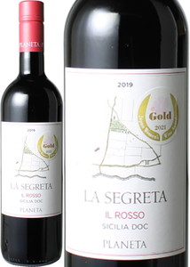 ラ・セグレタ ロッソ 2016 プラネタ 赤  La Segreta / Planeta   スピード出荷