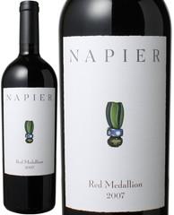 ネイピア レッド・メダリオン [2014] ネイピア・ワイナリー <赤> <ワイン/南アフリカ> Red Medallion / Napier Winery   スピード出荷