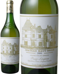 シャトー・オー・ブリオン ブラン 2001 白  Chateau Haut Brion Blanc 2001  スピード出荷