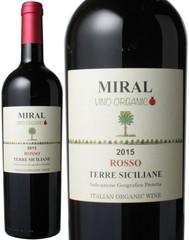 ミラル・ロッソ オーガニック 2017 カンティーナ・フィーナヴィニ 赤 ※ヴィンテージが異なる場合があります。 Miral Rosso Organic  スピード出荷