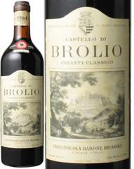 キャンティ・クラシコ カステッロ・ディ・ブローリオ 1964 バローネ・リカーゾリ 赤  Castello di Brolio 1964 / Casa Vinicola Barone Ricasoli   スピード出荷