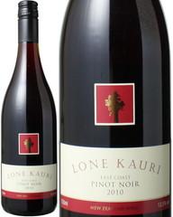 ローン・カウリ ピノノワール 2017 赤 ※ヴィンテージが過去のものになる場合がございますのでご了承ください。 Lone Kauri Pinot Noir   スピード出荷