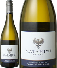 マタヒウィ ワイララパ ソーヴィニヨン・ブラン 2015 白  Wairarapa Sauvignon Blanc / Matahiwi Estate  スピード出荷