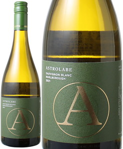 マールボロ ソーヴィニヨン・ブラン 2017 アストロラーベ・ワインズ 白 ※ヴィンテージが異なる場合があります。 Sauvignon Blanc Marlborough / Astrolabe   スピード出荷