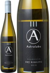 マールボロ ドライ・リースリング 2016 アストロラーベ・ワインズ 白  Dry Riesling Marlborough / Astrolabe   スピード出荷