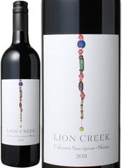 ライオン・クリーク カベルネ・ソーヴィニヨン/シラーズ 2016 ネイピア・ワイナリー 赤 Lion Creek Cabernet Sauvignon Shiraz / Napier Winery  スピード出荷