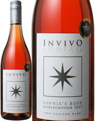 マールボロ ソフィーズ・ロゼ 2014 インヴィーヴォ ロゼ Sophie's Rose / Invivo   スピード出荷