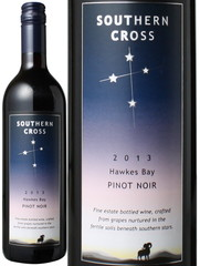 サザン・クロス ホークス・ベイ ピノ・ノワール 2015 ワイン・ポートフォリオ 赤 ※ヴィンテージが異なる場合があります。<br>Southern Cross Hawkes Bay Pinot Noir   スピード出荷
