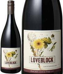 セントラル・オタゴ ピノ・ノワール 2012 ラブブロック 赤  Central Otago Pinot Noir / Loveblock  スピード出荷