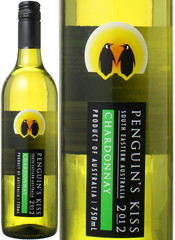 ペンギンズ・キッス シャルドネ 2015 アンドリュー・ピース 白 Penguin's Kiss Chardonnay  スピード出荷