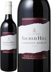 セークレッド・ヒル カベルネ/メルロー 2014 デ・ボルトリ 赤  Sacred Hill Cabernet Sauvignon / Merlot   スピード出荷