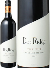 ドッグ・リッジ ザ・パップ カベルネ・メルロー [2016] <赤> <ワイン/オーストラリア> Dog Ridge The Pup Cabernet Merlot  スピード出荷