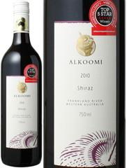 ホワイトラベル シラーズ 2014 アルクーミ 赤  Shiraz / Alkoomi   スピード出荷