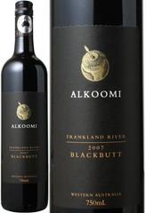 ブラックバット 2007 アルクーミ 赤  Black Butt / Alkoomi  スピード出荷