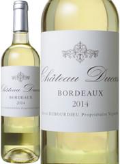 シャトー・デュカス・ブラン 2017 白 Chateau Ducasse Blanc   スピード出荷