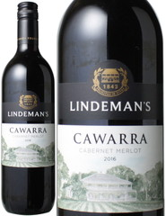 リンデマンズ カワラ カベルネ・ソーヴィニヨン/メルロー 2016 赤  Cawarra Cabernet Merlot / Lindeman's  スピード出荷