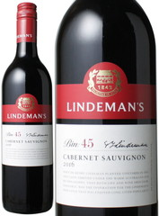 リンデマンズ ビン カベルネ・ソーヴィニヨン 2016 赤  Bin45 Cabernet Sauvignon / Lindeman's  スピード出荷