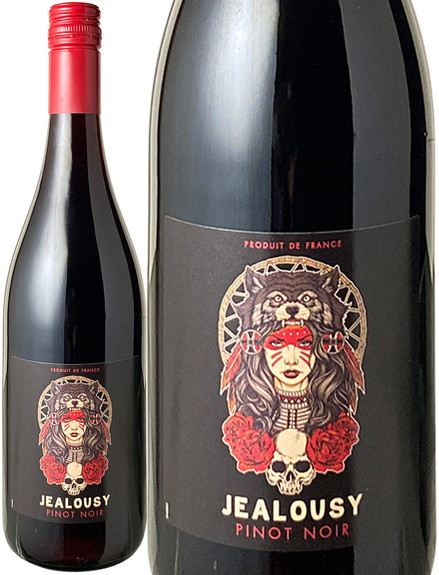 【秋のピノ・ノワールSALE】ジェラシー・ピノノワール 2018 フォンカリュー 赤  Jealousy Pinot Noir / Foncalieu   スピード出荷 Jealousy Pinot Noir / Foncalieu   スピード出荷【伝統国】