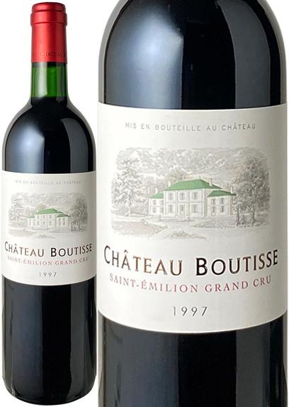 シャトー・ブティス 1997 ミラード・ファミリー 赤  Chateau Boutisse / Milhade Family  スピード出荷 Chateau Boutisse / Milhade Family  スピード出荷