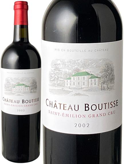 シャトー・ブティス 2002 ミラード・ファミリー 赤  Chateau Boutisse / Milhade Family  スピード出荷 Chateau Boutisse / Milhade Family  スピード出荷