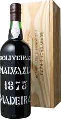 マデイラ マルヴァジーア 1875 ぺレイラ・ドリヴェイラ 白  Madeira Malvazia 1875 / Pereira d'Oliveira   スピード出荷