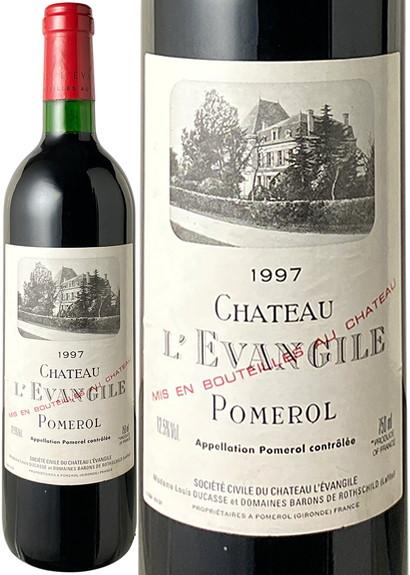 シャトー・レヴァンジル 1997 赤  Chateau Levangile  スピード出荷