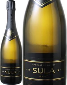 インドのドンペリ! スラ・ヴィンヤーズ ブリュット・メドット・シャンプノワーズ NV <白> <ワイン/スパークリング> ※ラベルリニューアルにつき、画像と異なる場合がございます。br>Sula Vineyards Brut Methode Champenoise   スピード出荷